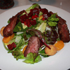 Pear & Beet Salad with Steak